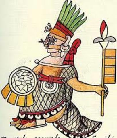 Mensajeros aztecas