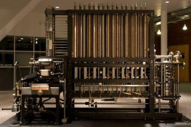 Máquina diferencial o analítica
