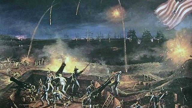Conflict in Fort McHenry