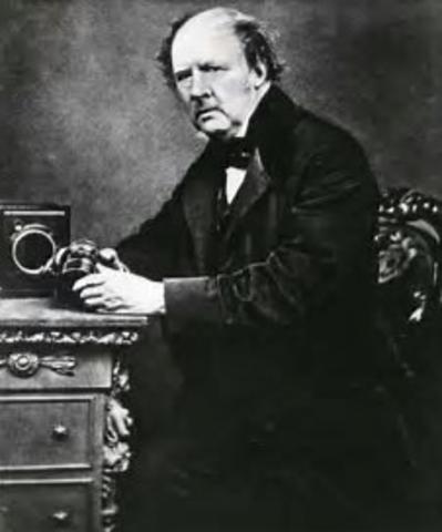 William Henry Talbot - Calotype process