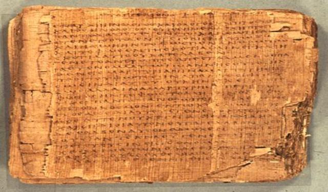 La creación de la escritura (2)