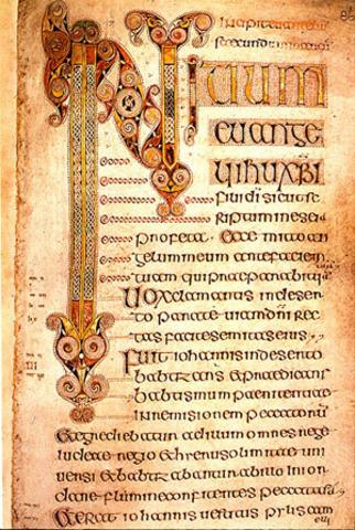 Las escrituras en la época medieval (1)