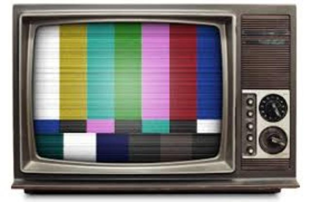 When the Television was invented