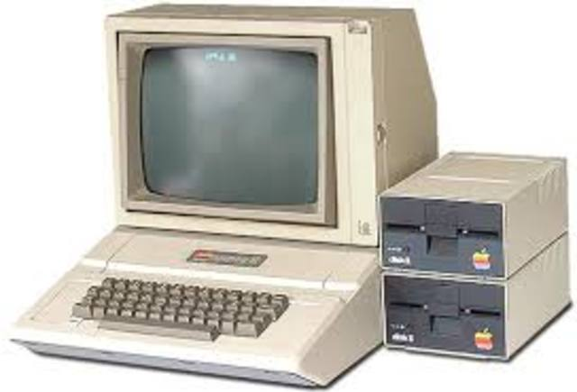 When the Apple 2 Computer was invented