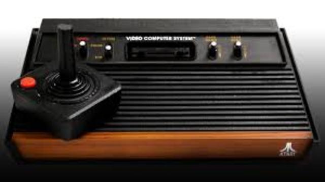 When the Atari 2600 was invented