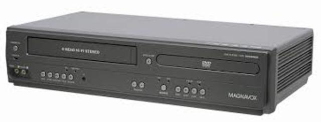 When the VCR was invented