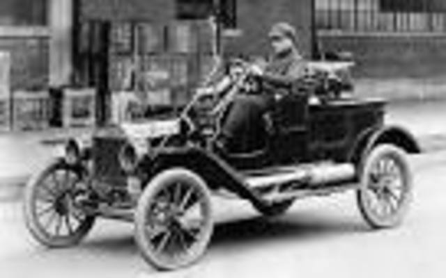 Invention of the Automobile