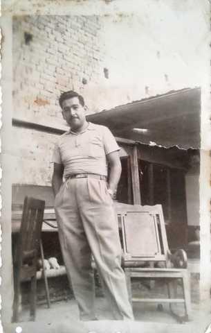 Nacimiento Abuelo Materno- José Ignacio Medina Pardo