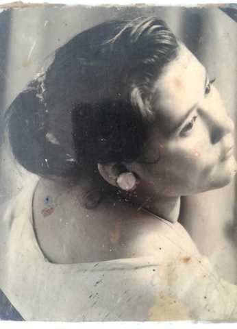 Nacimiento Abuela Materna-Lucrecia Espinosa