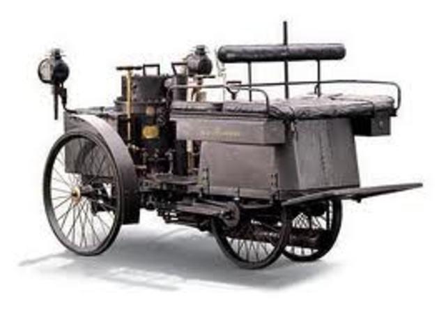 Automovil a gasolina