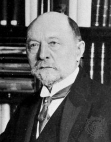 Nacimiento Emil Adolf von Behring