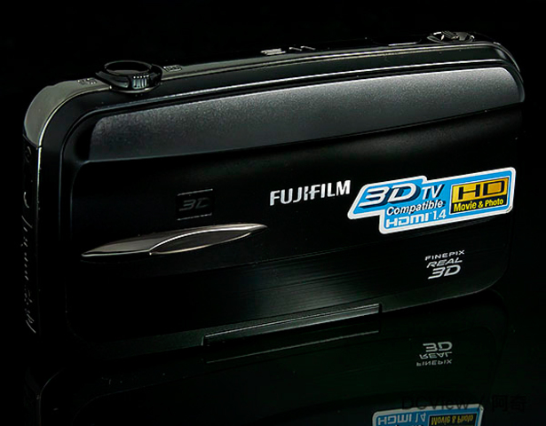FujiFilm - Digital 3D Camera