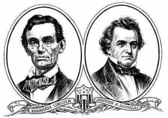 Lincoln - Douglas debate
