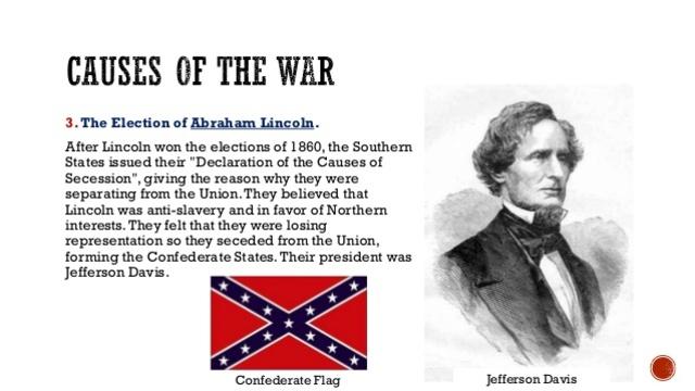 Lincolns election