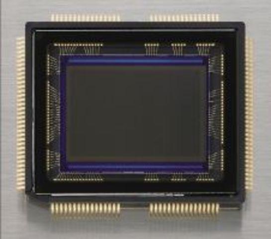 Kodak - Megapixel Sensor