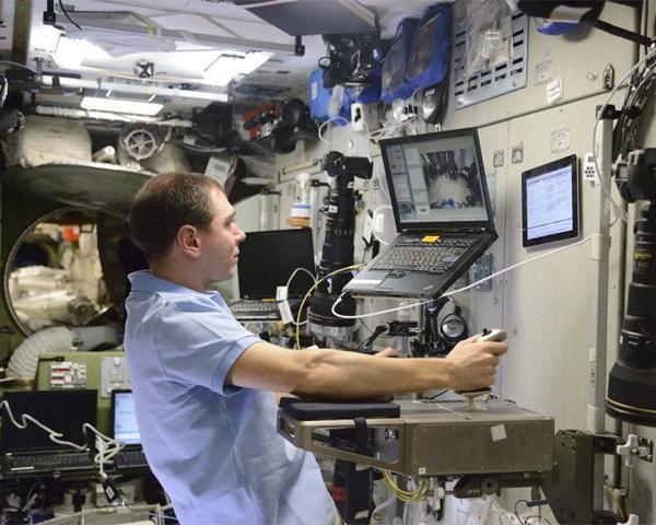 Прямой доступ в интернет получил экипаж Международной космической станции