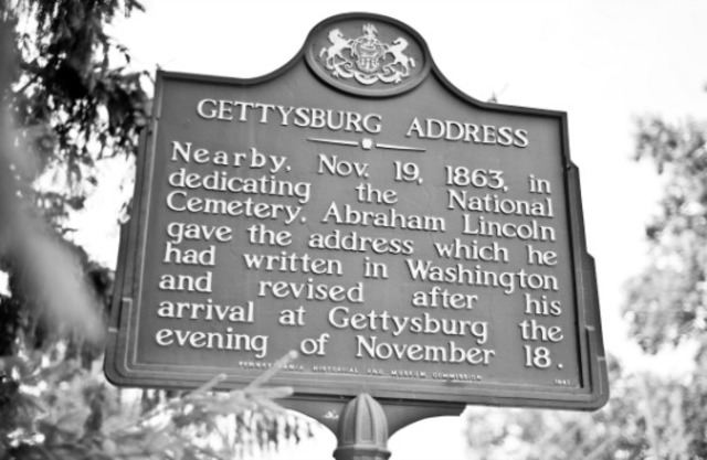 Gettysburg and Gettysburg Address
