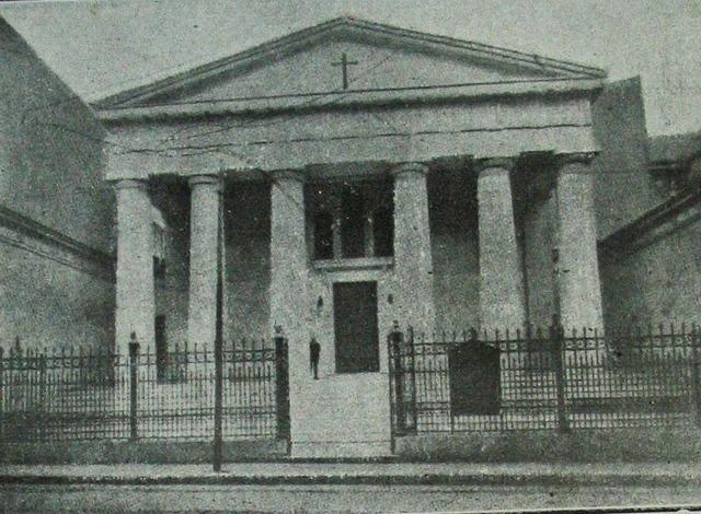 Iglesia Anglicana San Juan Bautista