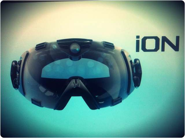 Zeal iON - Google Goggles