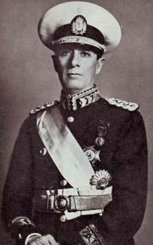 Asume Pedro Pablo Ramírez