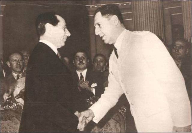 Designan a Perón