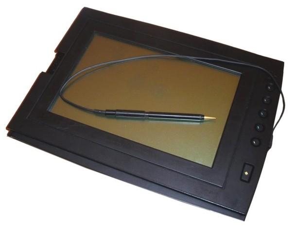 Creación de la tablet