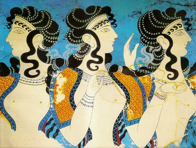 La civilización minoica (historia de las civilizaciones antiguas)