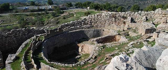 La civilización micénica (historia de las civilizaciones antiguas)