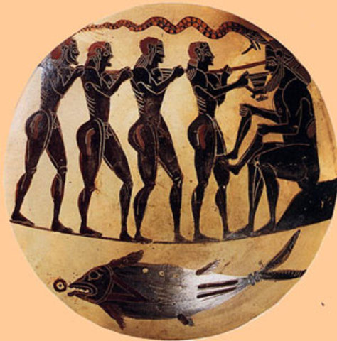 La Grecia Arcaica (historia de las civilizaciones antiguas)