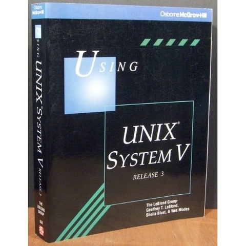 Unix System Release 3