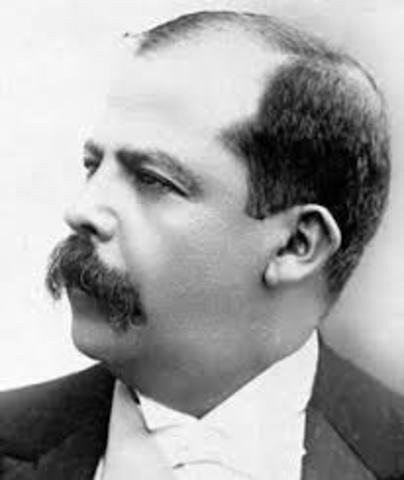 Manuel Estrada Cabrera (1898-1920)