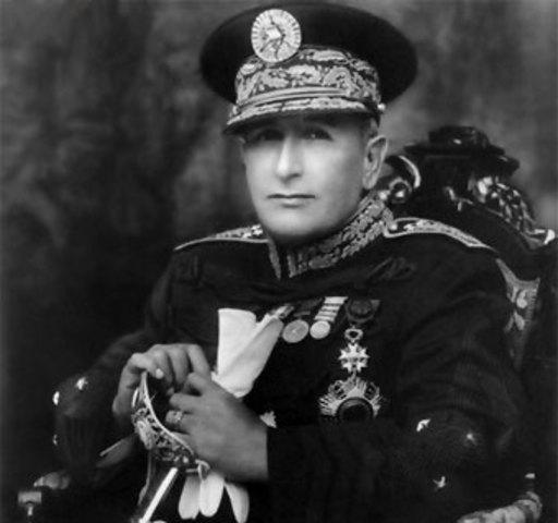 General Jorge Ubico Castañeda (1931-1944)