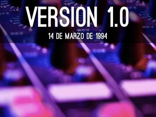Versión 1.0