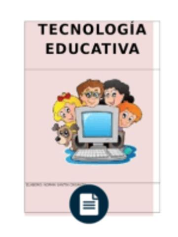 DISCIPLINAS QUE DIERON ORIGEN A LA TECNOLOGÍA EDUCATIVA