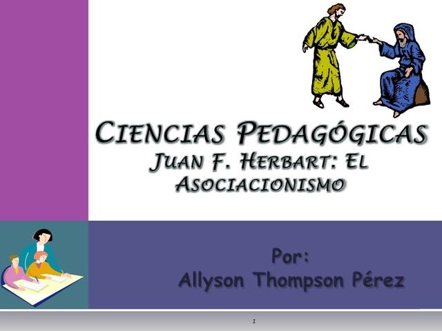 Ciencias pedagogicas