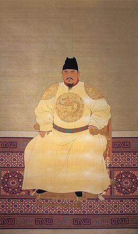 Hongwu built a large bureacracy to help control his kingdom.