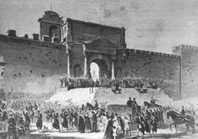 Roma nuova capitale italiana