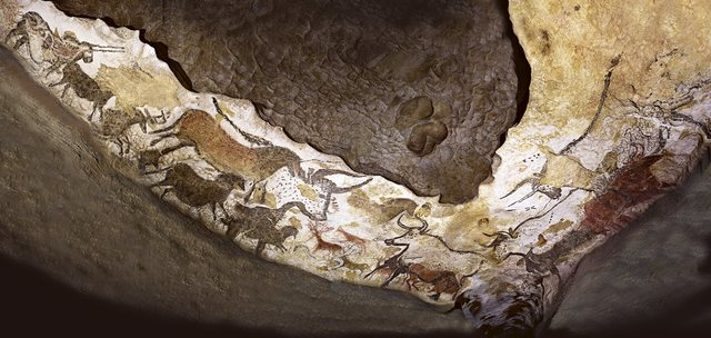 Comunicación visual Prehistórica (Paleolítico-Neolítico) 35000-40000 A.C