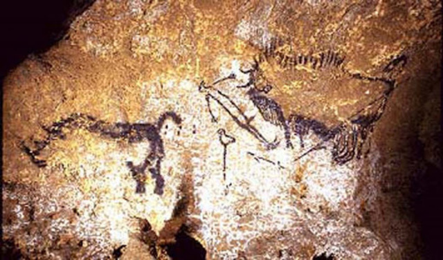 Rupestres de Lascaux (15000-10000) A.C