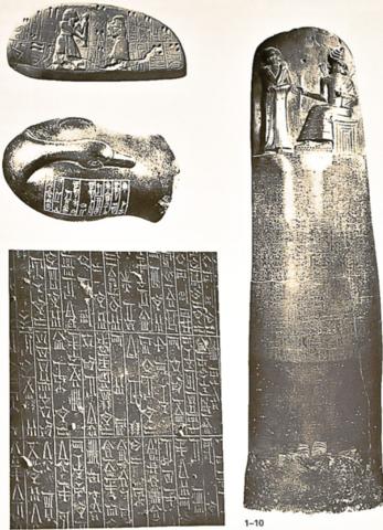1792-1950 D.C CÓDIGO HAMMURABI
