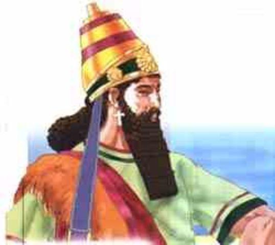 Rey Nabucondonosor