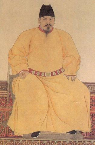 Taizu of Ming pushes Mongols out of China