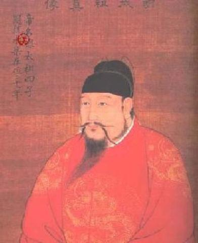 Ming Chengzu takes over as the third emporer of Ming China