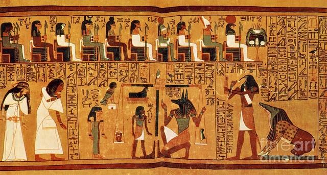 Papiro de Ani  Juicio Final