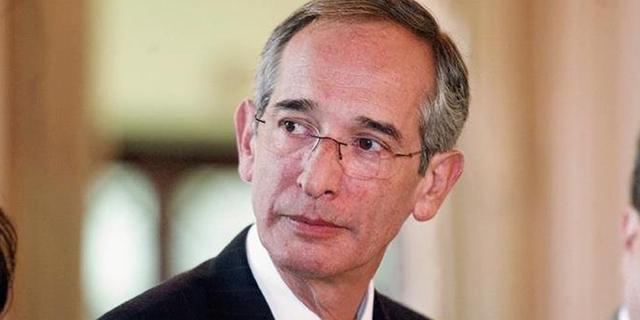Alvaro Colom Caballero (2008-2012)