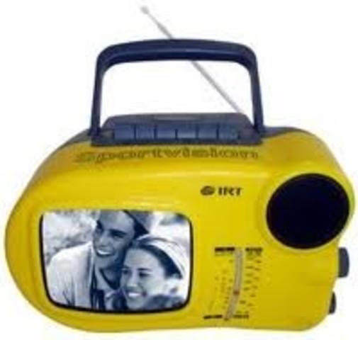 Magnavox Televisión Móvil