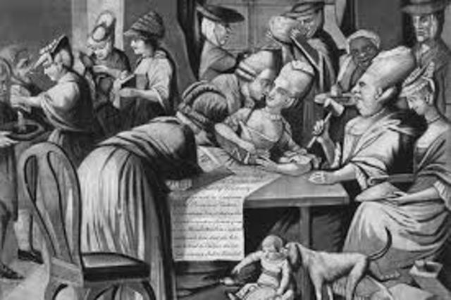 Townshend Revenue Act (Townshend Duties)