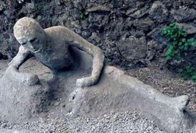 Pompeji Untergang
