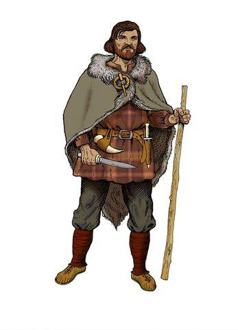 Iron Age 1200BC to 600BC