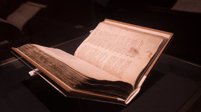 Domesday Book is instituted to survey the English lands of William the Conqueror
